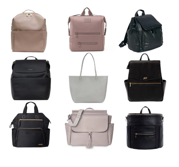 The Not-Your-Typical Diaper Bags that you Need!
