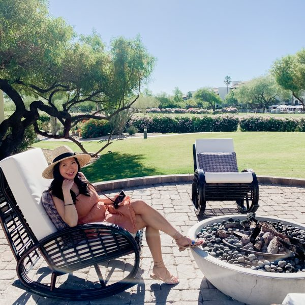A Weekend Getaway at Fairmont Princess Scottsdale