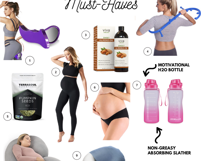 third trimester must-have products
