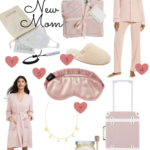 Gift Guide: For The New Mom