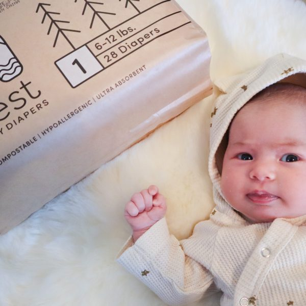 Living More Sustainably with Nest Diapers
