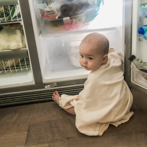 Our Journey with Baby-Led Weaning